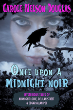 Once Upon A Midnight Noir fantasy mystery